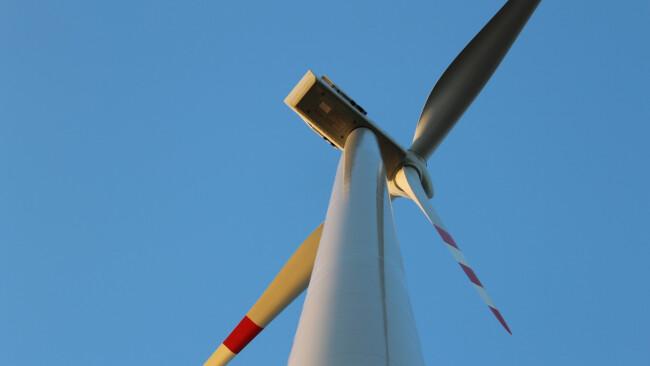 Windktraftanlage Windenergie WEB Symbolbild