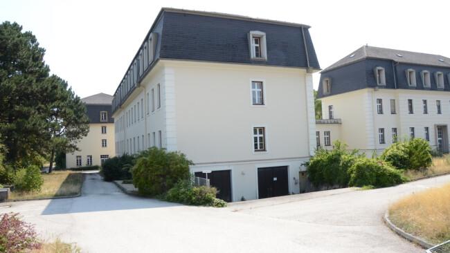 Baden Paul Weiland-Haus Flüchtlingsunterkunft