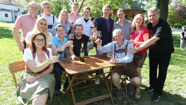Stadt rüstet sich für das 49. Weinfest