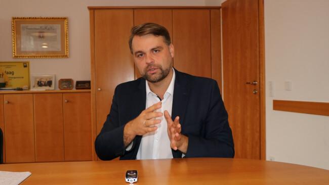 Lukas Michlmayr Bürgermeister Haag