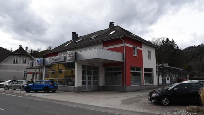 Autohaus Pruckner in Randegg