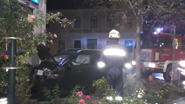 Groß Schweinbarth Unfall
