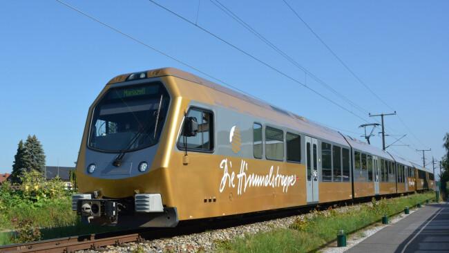 Die Arbeiten bei der Mariazellerbahn bringen mehr Komfort für die Fahrgäste