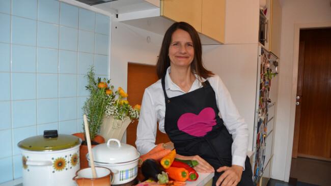 Birgit Indra Baden Von einer Küche zur anderen