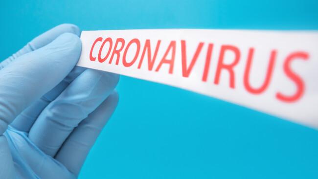 Coronavirus Symbolbild