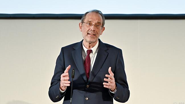 "Bildungsminister Heinz Faßmann zog Bilanz über ""Nasenbohrertests"""