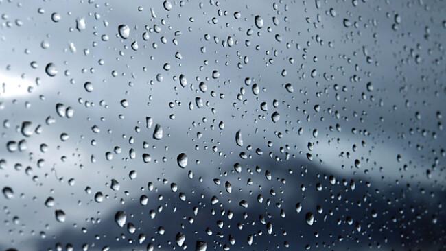 Der Regen macht den Ferien-Abschied leichter