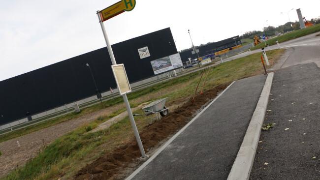 DLH-Logistkzentrum Enzersdorf Post-Logistiktochter zieht nach Enzersdorf