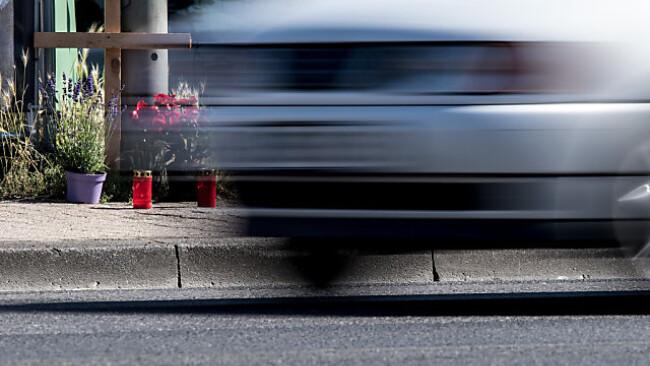 68 Fußgänger verloren 2019 im Straßenverkehr ihr Leben