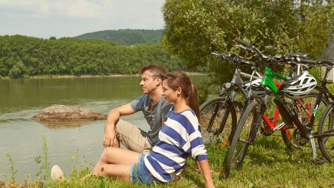 Radfahren im Donauraum