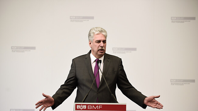 Schelling wird auf Einhaltung der EU-Defizitkriterien verweisen können