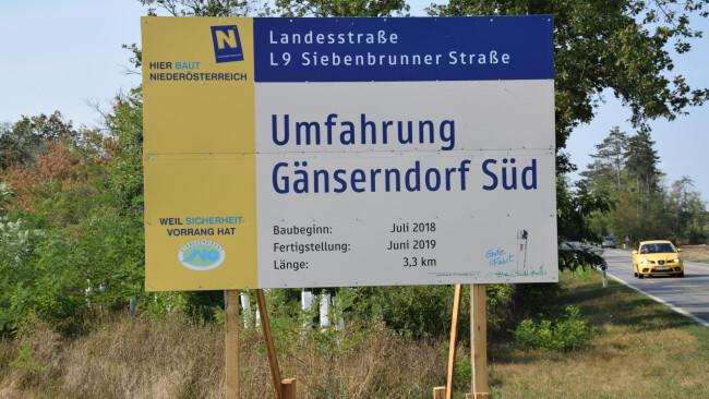 Umfahrung Gänserndorf Süd