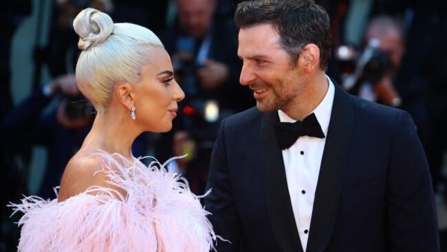 Bradley Cooper, Lady Gaga - nur redaktionelle Verwendung