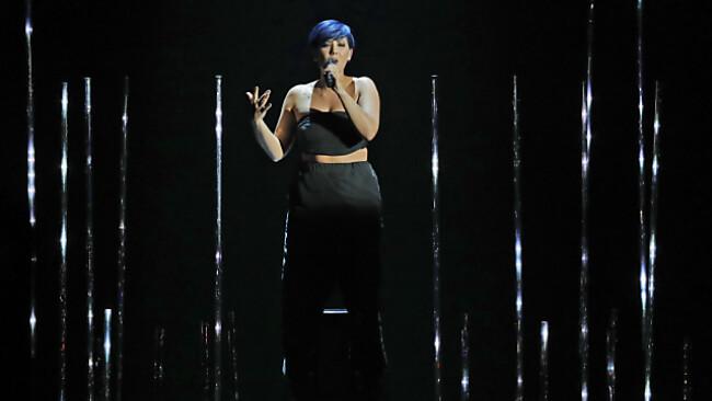 Paenda kam mit ihrem ruhigen Lied nicht ins Finale