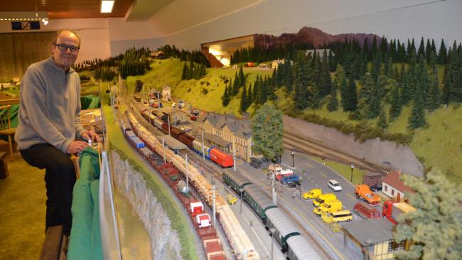 Hobby - Gaminger Verein zeigt die kleine Welt der Eisenbahn