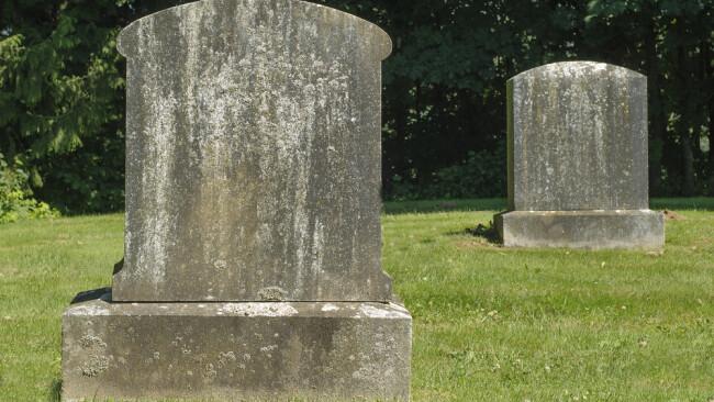 Grabstein Symbolbild