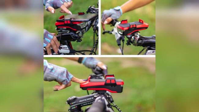 Bike Multitasker