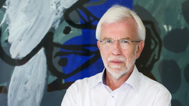Professor Wolf-Dieter Ludwig.