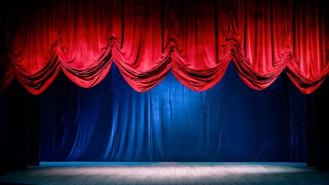 Theater Bühne Musical Symbolbild