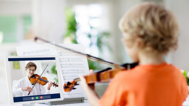Musikunterricht Symbolbild