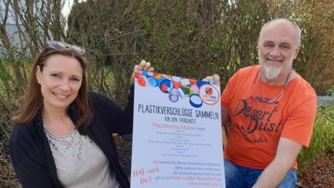 Patricia Gsenger und Gustav Morgenbesser