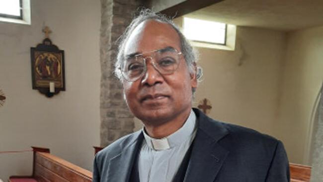 Cornelius Tirkey war sieben Jahre lang Pfarrer von Reinsberg und Randegg.