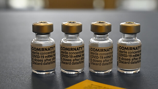 BionTech Pfizer Impfstoff