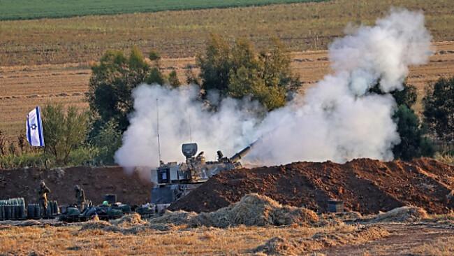 Israels Armee greift Islamisten in Gaza an