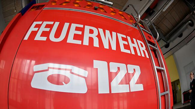Großeinsatz der Feuerwehr in Wien-Margareten