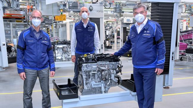 Jubiläum - Werk in Steyr: 25 Millionen Motoren seit 1982
