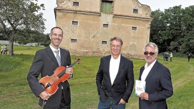 Präsentation - Beethoven kehrt heim nach Krems