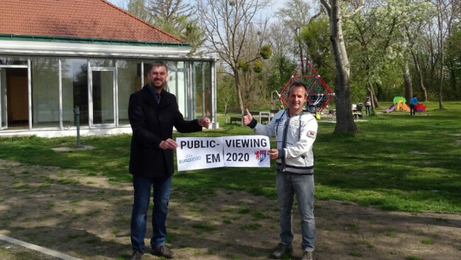 Public Viewing Magdeburg Em 2021
