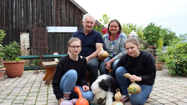 "Franz Klingenbrunner Familie Ranch - Anbau in Asperhofen: ""Kürbis ist intensivste Handarbeit"""