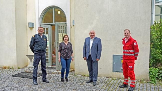 Rekordverdächtig - Corona-Tests in Himberg sind in