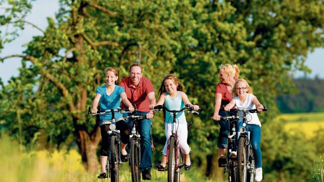 Mobilität - FH St. Pölten: Positive Effekte vom Radfahren nutzen