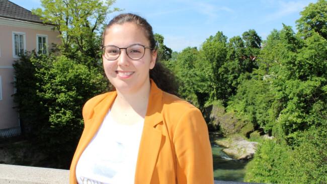 Johanna Frank: Stadtmarketing Purgstall
