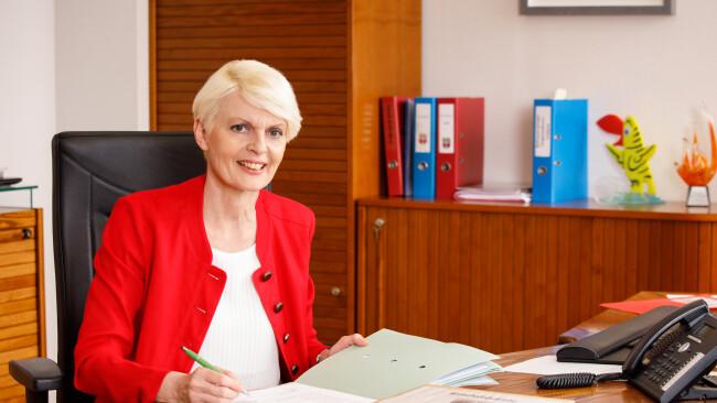 Bürgermeisterin Ulrike Schachner
