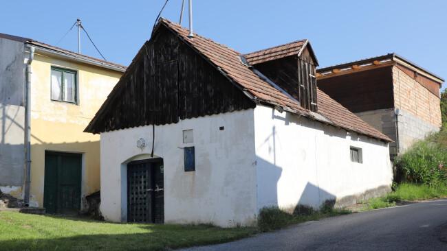 Presshaus in Groß-Schweinbarth