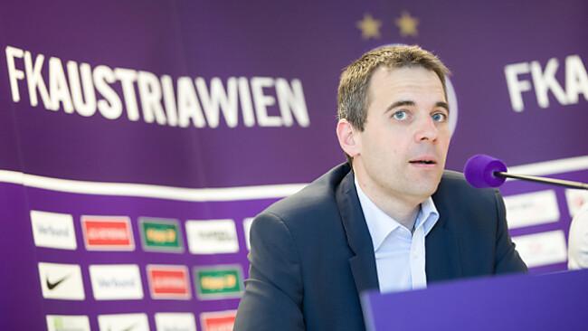 Kraetschmer verlässt die Austria nach über 23 Jahren