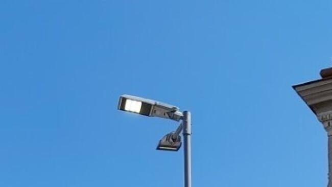 """""""Ewiges Licht"""" - Neunkirchens Straßenlaternen 24 Stunden in Betrieb"""
