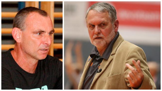 Martin Weissenböck und Werner Sallomon