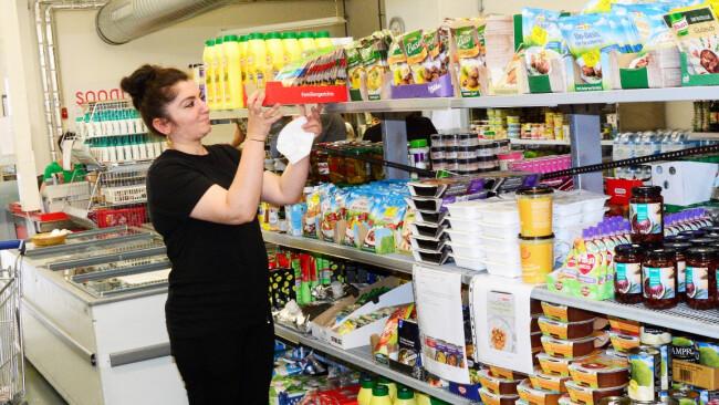 Lebensmittelverschwendung Haag