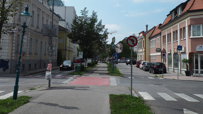 Promenade St. Pölten