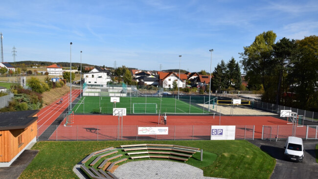 Sportanlage in Gföhl