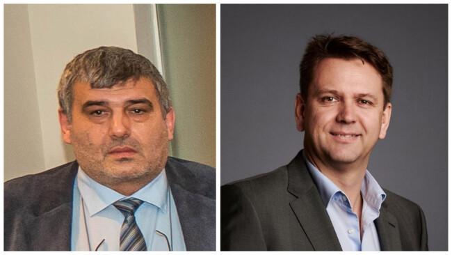 Zoran Stojanovic und Rainer Windholz