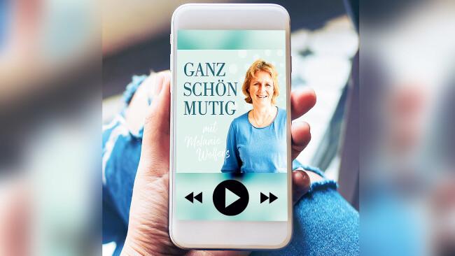 Der Podcast mit Inspiration von Sr. Melanie Wolfers.