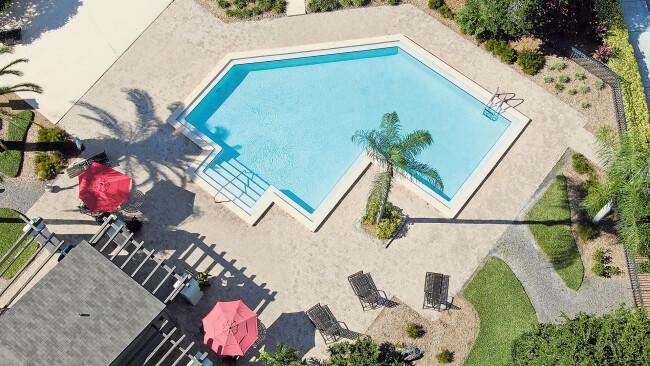 Pool Symbolbild