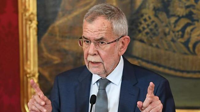 Bundespräsident startete erste Exekution eines VfGH-Spruchs