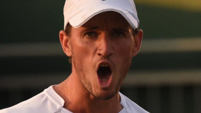 Dennis Novak einziger Österreicher im Wimbledon-Einzel