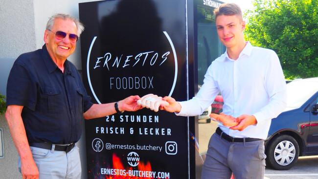 Ernestos Foodbox